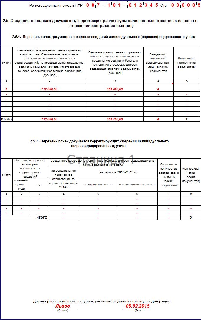 налоговая декларация по прибыли образец заполнения
