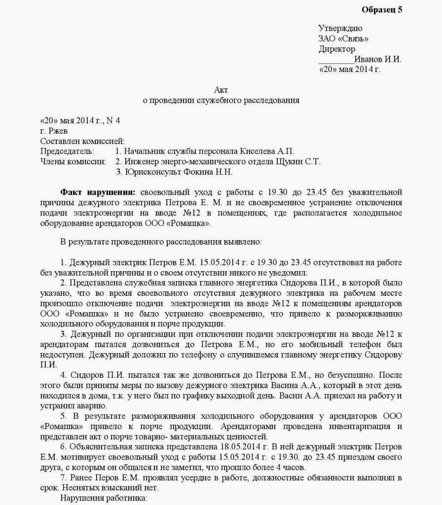 предписание на право проверки образец